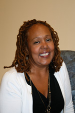 Portrait of Desiree Stepteau Watson