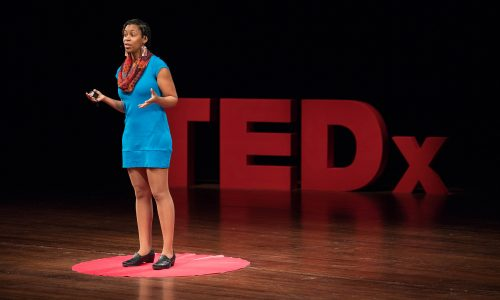 Applied Sciences Doctoral Student, Faculty Featured in TEDx