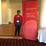 Regina Chambers, UM MSW student
